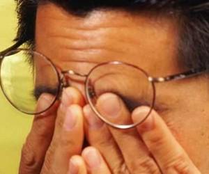 метафизические причины болезни глаз