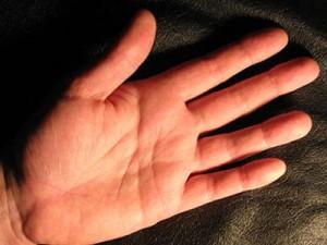 зв'язок між розміром статевого члена і довжиною пальців