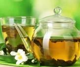 травяной чай листьев