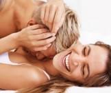 разделение домашних обязанностей улучшает секс