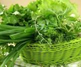 дольше сохранить зелень свежей