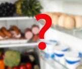 продукты следует хранить холодильнике