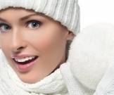 зимние маски разных типов кожи
