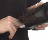 домашних средств устранят неприятный запах обуви