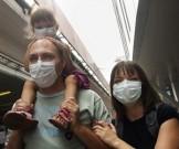 загрязненный воздух отравляет кожу