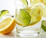 полезных свойств воды лимоном