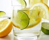 полезно пить воду лимоном