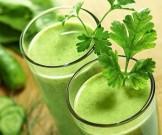 зеленый сок-ассорти