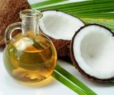 кокосовое масло борьбы выпадением волос сединой