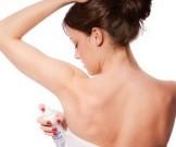 опасных компонентов содержащихся дезодоранте