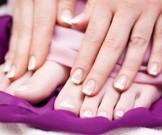 весенний уход кожей рук ног