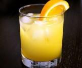 коктейль апельсинов лимонного сока медом