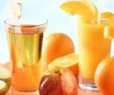 яблочный сок цитрусовыми