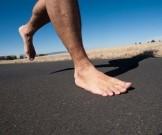 бег босиком улучшает память