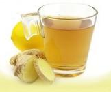 имбирный чай похудения