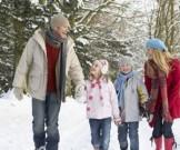 прогулки мороз польза вред здоровья