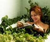 целительные ванны сном нормализации давления