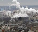 жителей европейских городов дышат загрязненным воздухом