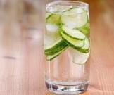 огуречная вода доводов пить день