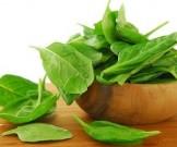 шпинат поможет похудеть