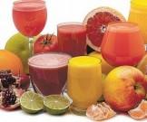 очищение организма помощью соков