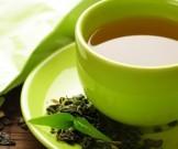 утром полезно пить зеленый чай