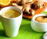 похудеть диета имбирь лимоном
