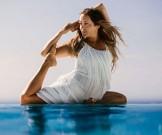 простые упражнения йоги дыхания поднятия тонуса