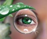 массаж снятия усталости глаз
