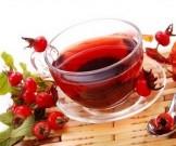 чай шиповника брусники смородины малины