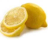 лимонный скраб тела придаст коже сияние