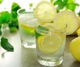 улучшить сон пейте воду лимоном
