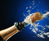 старение кожи остановить помощью шампанского