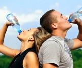пить воды