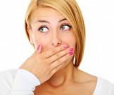 появляется плохой запах изо рта