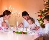 сочетать продукты праздничным столом