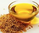 жаркую погоду льняное масло оберегает образования тромбов