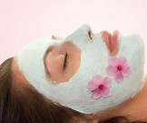 простая омолаживающая маска лица