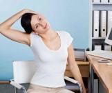 гимнастика занятых упражнения офисе