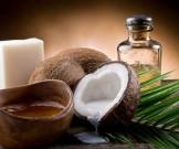 органическое нежное масло тела