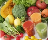 здоровье сосудов стакане сока