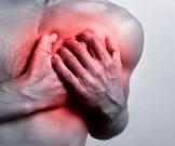 каких местах увеличивается риск сердечного приступа