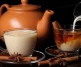 чай молоком польза вред напитка