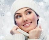 правил ухода кожей лица зимой