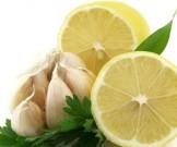 бородавки лимон чеснок помогут борьбе