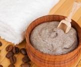 приготовить питательный скраб кожи