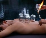 необычные процедуры массаж водопадом звуковая ванна