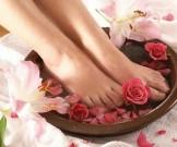 вечерние процедуры снятия усталости ног