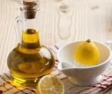 лимонный сок оливковое масло преимуществ здоровья
