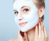 домашних очищающих масок лица